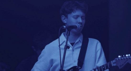 Watch King Krule perform Man Alive!, live