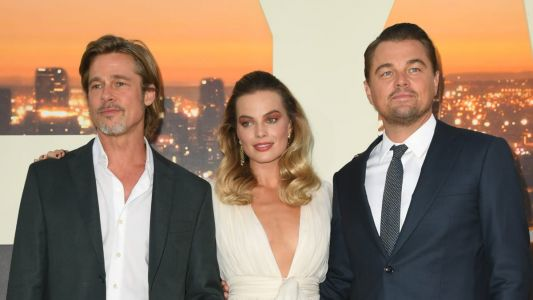 Basically Every Famous Person Ever Showed up to the 'Once Upon a Time. in Hollywood' Premiere