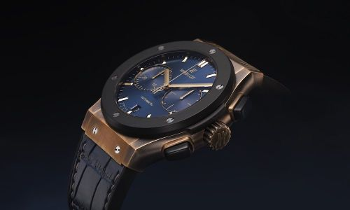 Bucherer Teams Up With Hublot For A Unique Blue Editions Design