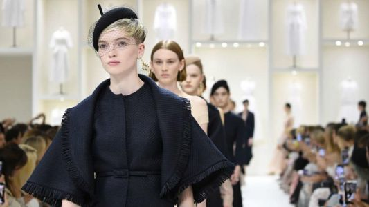 Watch the Dior Runway Show Live