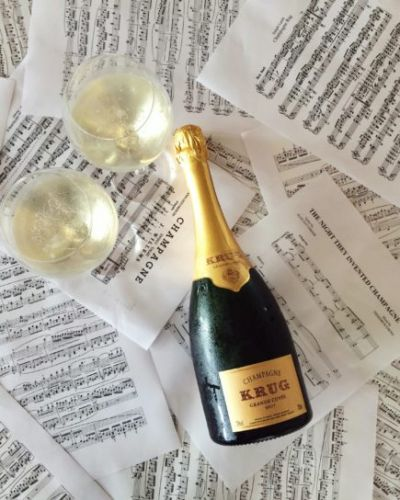 Krug Champagne Announces New Tracks on Tracks Experience