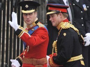 So, Prince William And Prince Harry Have A Secret Step-Sister