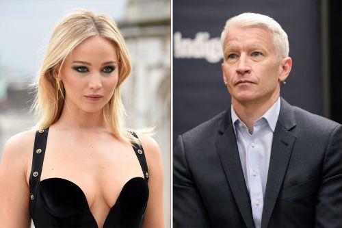 Jennifer Lawrence says she confronted Anderson Cooper over Oscars fall accusation