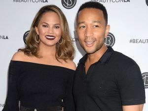 Chrissy Teigen And John Legend Are Expecting Baby No. 2!
