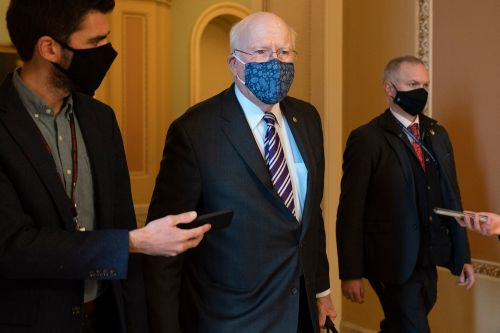 Vermont Sen. Patrick Leahy, tapped to preside over Trump impeachment, is a 'Batman' star