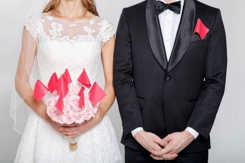 The red flags to watch out for before you get married