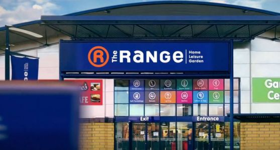 BMA Artists Takeover The Range Advert!!