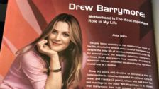 A Very Fake Drew Barrymore Interview From EgyptAir's In-Flight Magazine Went Viral
