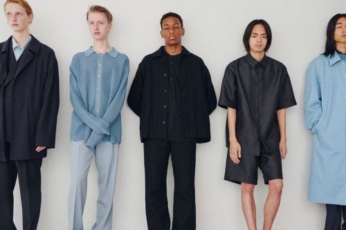 Four Japanese Brands Bring Visions of Freedom to Digital Paris Fashion Week SS21