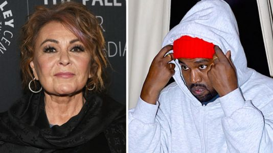 """Roseanne Barr Is Using Kanye West's New Music to Cope With Racist Tweet Scandal: """"It's the Greatest Ever"""""""