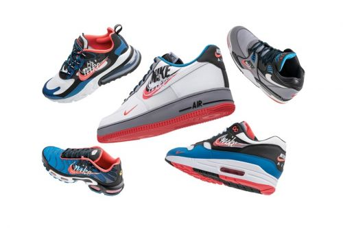 """Nike Presents Second Batch of """"Evolution of the Swoosh"""" Sneakers"""