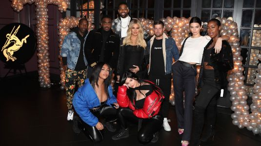 Khloé Kardashian and Tristan Thompson Attended Jordyn Woods' 21st Birthday Party Months Before Cheating Scandal