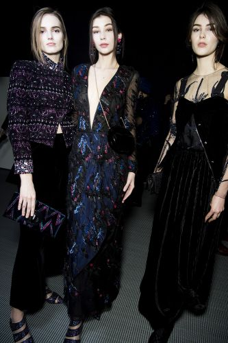 Giorgio Armani: Ready-to-Wear AW18