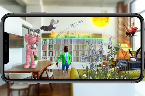 How to enjoy Unreal City, London's biggest AR exhibition, from home