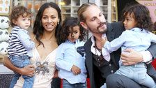 Zoe Saldana Has A Lovely Answer To The Question 'Don't You Want A Girl?'