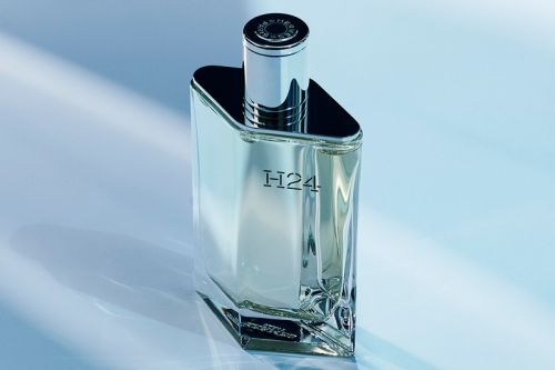 "Hermès' ""H24"" Fragrance Decodes the Modern Man"