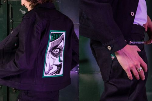 Naked & Famous Introduces Batman to the World of Raw Denim