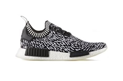 Adidas NMD R1 Primeknit 'Zebra' Launches in Contrasting Iterations Next Month