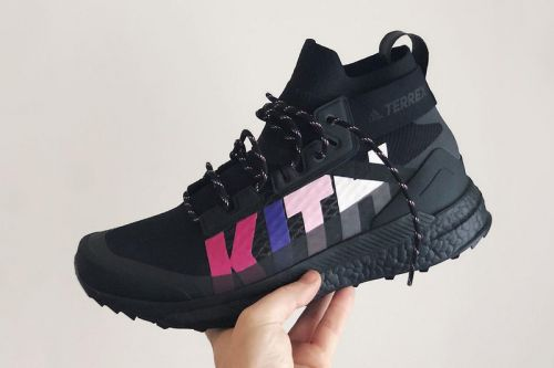 Kith Teases All-New adidas Terrex Collaboration
