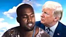 The Kanye West And Donald Trump Lovefest Becomes 2018's Funniest Meme