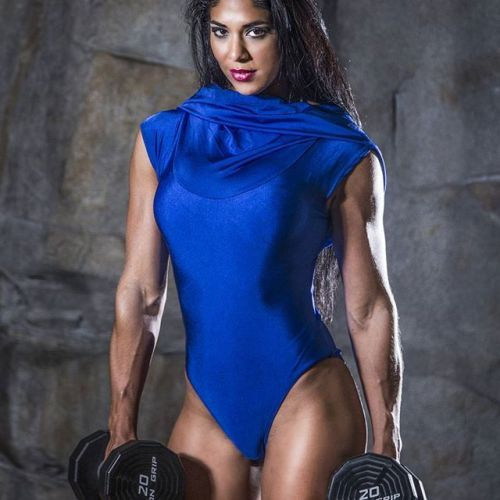 Thecrossfit: More about she ifbbangiegarcia😍Follow on Instagram