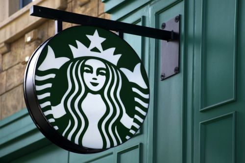 Starbucks May Start Selling Studded, Matte Black Cups This Fall