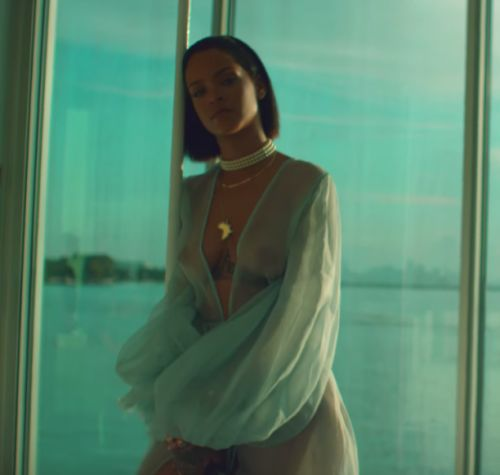It's official: Rihanna is creating a Fenty Lingerie Range