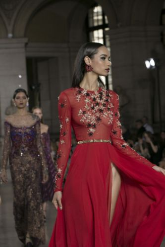 GEORGES HOBEIKA Haute Couture Autumn Winter 2017-18