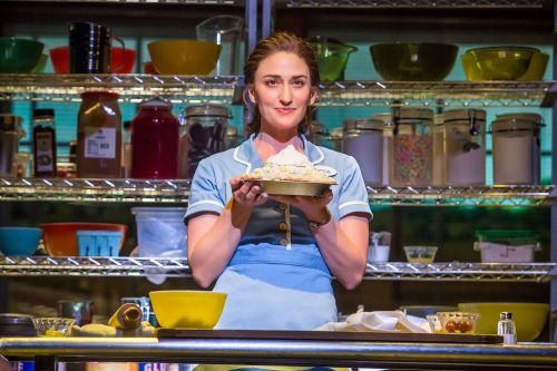 'Waitress' to end four-year Broadway run