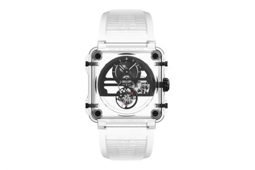 Bell & Ross Releases the BR-X1 Chronograph Tourbillon Sapphire Watch