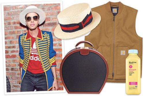 Globetrotting DJ Cassidy shares his stylish packing list