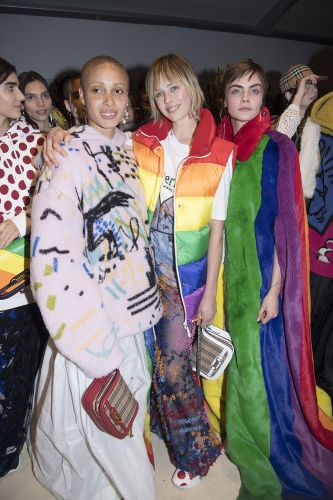 The big picture: London Fashion Week, February 1998