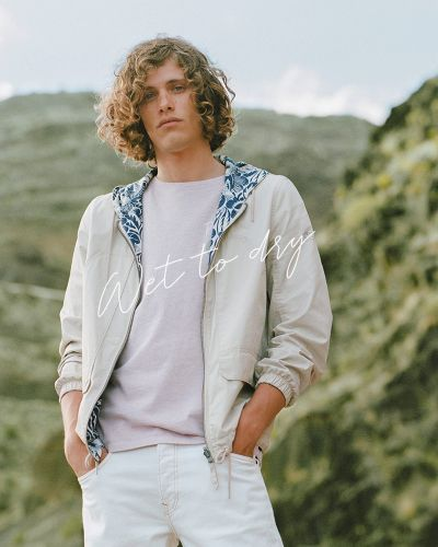 A Tropical Tale: Umberto Manca Tackles Summer Style with Pepe Jeans