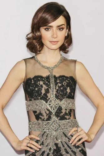Happy Birthday, Lily Collins!To celebrate the red carpet beauty