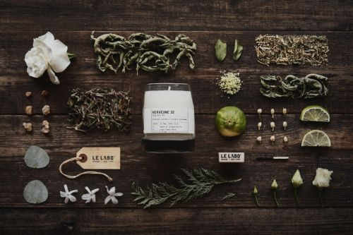 Le Labo's Verveine 32 Candle Is an Aromatic Harmony of Luscious Florals & Woods