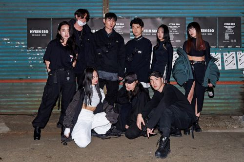 Hyein Seo Launches '90s Inspired Preview Party for Spring/Summer 2019 Collection