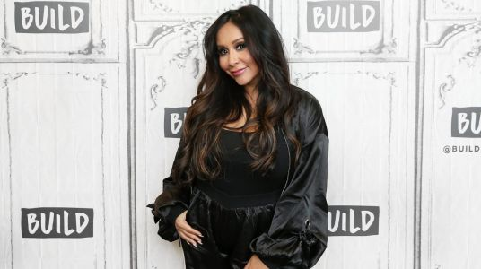 Pregnant 'Jersey Shore' Star Snooki Posts Pic While Vomiting, Gets Called 'Amy Schumer'