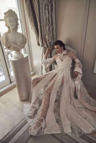 The Best Looks From Fall 2017 Haute CoutureOld-World Meets Avant