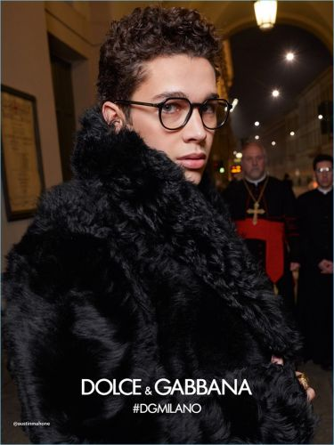 Austin Mahone, Cameron Dallas + More Reunite for Dolce & Gabbana Fall '18 Eyewear Campaign