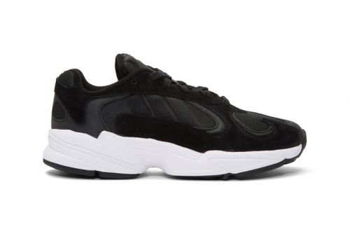 Adidas Drops Yung-1 in Classic Black & White Colorway