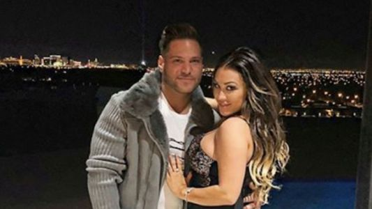 Ronnie Ortiz-Magro Reveals He And Baby Mama Jen Harley Do Couples Therapy For 'Seven Hours' A Day