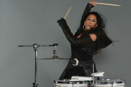 Sheila E. still drumming up new music and hot collabs