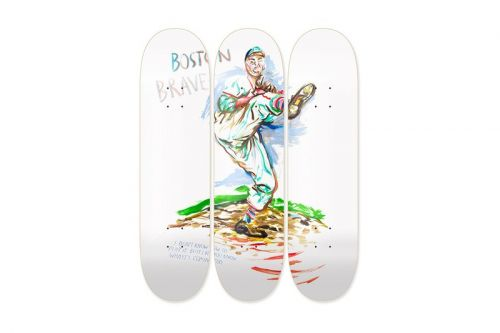 The Skateroom and Raymond Pettibon Link up for Second Skate Deck Release