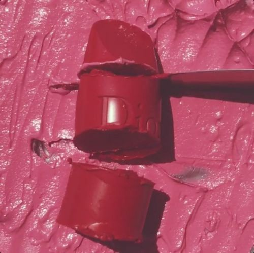 Emily Dougherty creates soothing ASMR videos of lipstick being smashed up