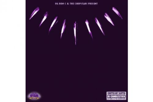 'Black Panther: The Album' Gets the Chopped Not Slopped Treatment