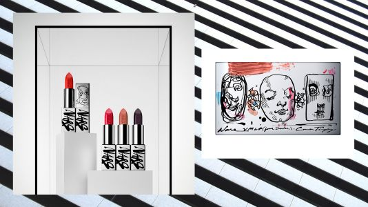 Connor Tingley explores the beauty of imperfection with NARS