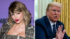 Taylor Swift Slams Trump For 'Stoking' Fires Of 'White Supremacy And Racism'