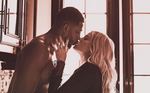 Khloé Kardashian Is Sleeping With Tristan Again After His Affair and We Swear If He Hurts Her
