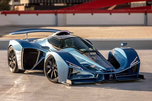 The Limited Edition Delage D12 Marks The End Of a 67 Year Engineering Hiatus