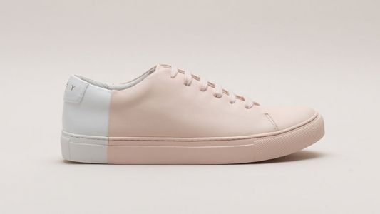 The Clean-Cut Pink Sneakers Whitney Wants for Spring
